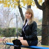 Отдых в парке :: Анжелика Засядько