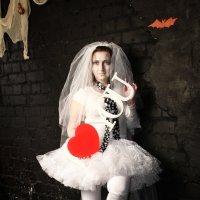 любовь и зомби :: Ольга Ермолаева