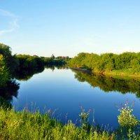 Река Москва :: Николай Азаров