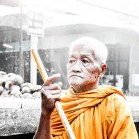 Монах :: Алексей Николаенко