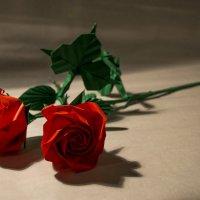 Оригами розы :: Богдан Петренко