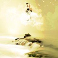 Витая в облаках :: Анастасия Счастливая