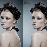 Девушка с черной повязкой :: Tatiana Rybak
