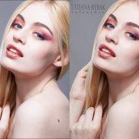 Портретная ретушь :: Tatiana Rybak