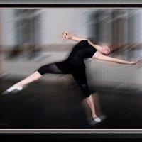 Будущая Богиня балета .... :: Михаил Палей