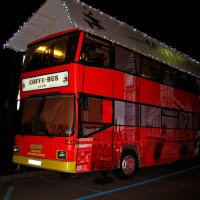 Кофейный автобус :: Ростислав