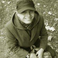 улыбка. :: Alesya Putsilouskaya
