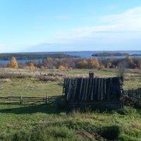 Осенний пейзаж :: Влад В.