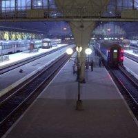 Львовский вокзал :: Владимир Сорин