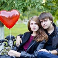 Прогулка в парке :: Алена Ильина