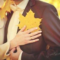 осень. любовь. :: Лана Кудинова