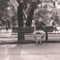 В парке :: Лера Суржицкая