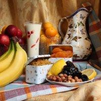 Завтрак :: Анна Луговая