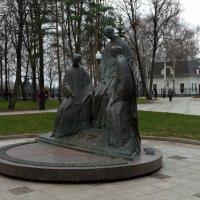 Святая Троица. :: Yuri Chudnovetz