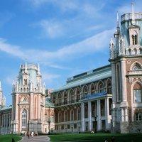 Царицынский дворец :: Сергей Галкин