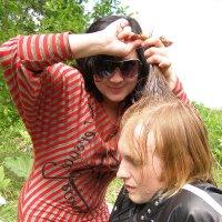 Каждый волос должен знаь своё месьо :: Николай ntv