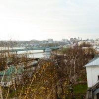 Ярославль. Панорама. :: Yuri Chudnovetz