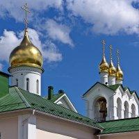 В Богоявленском Старо-Голутвин монастыре. Коломна. :: Igor Yakovlev