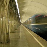 Выдержка в метро... :: Art of KuZiN™ studios