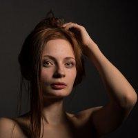 Александра :: Marina Abdrakhmanova