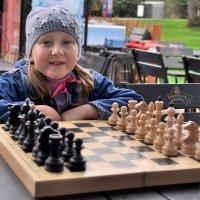 Начинающий Каспаров... :: Андрей Шейко