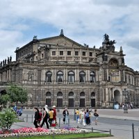 Dresden Opera :: Roman Ilnytskyi