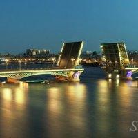 Мост Лейтенанта Шмидта :: Tajmer Aleksandr