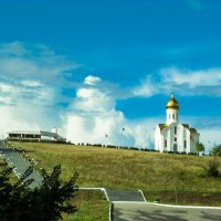 Высота Маршала Конева, Мемориальный комплекс :: Александр Сальтевский
