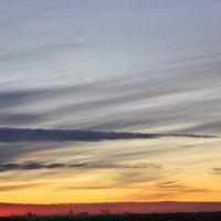Штрихи на Небе :: Ольга Гукова