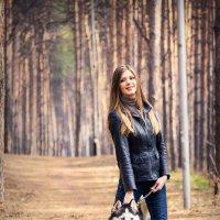 Фотосет с Хаски :: Николай FROST