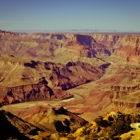 Grand Canyon :: Yana Sergeeva