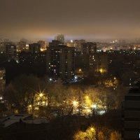 Огни большого города 4 :: Андрей Качин