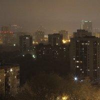 Огни большого города 1 :: Андрей Качин