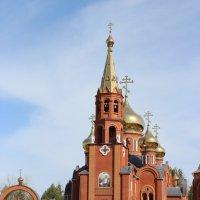 И куполов окрест сиянье :: Василий Аристов