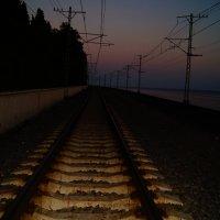 Дальняя дорога в никуда... :: Анна Алексеева