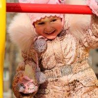 Детская радость :: Дмитрий Арсеньев