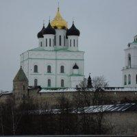 Псков, Кремль :: Ирина Л
