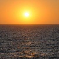 Закат на Сардинии :: Дмитрий Айбазов