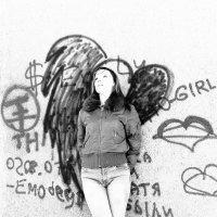 Ангелы и демоны :: Наталья Агрикова
