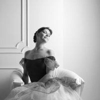 Преподаватель классического балета :: Юлиана Коршунова