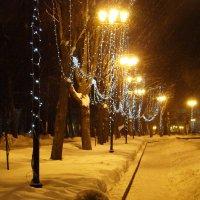 Новый год в Великом Новгороде :: Константин Жирнов