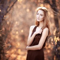 Теплота осени :: Сергей Сафин