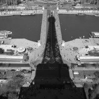 Свет и тени Парижа :: Андрей