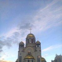 Храм :: Алексей Аксенов
