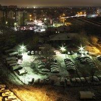 Огни большого города :: Андрей Качин