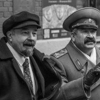 Историческая встреча :: Sergey Polovnikov