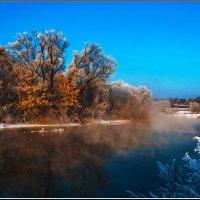 Утро на реке :: Анатолий 71