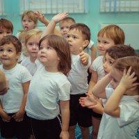 Что такое воспитатель  сказал, что у детей такие эмоции разные вызвало? :: Марина Кулькова