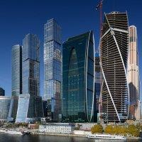 Москва-Сити :: Дмитрий Востриков