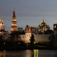Новодевичий монастырь :: Дмитрий Востриков
